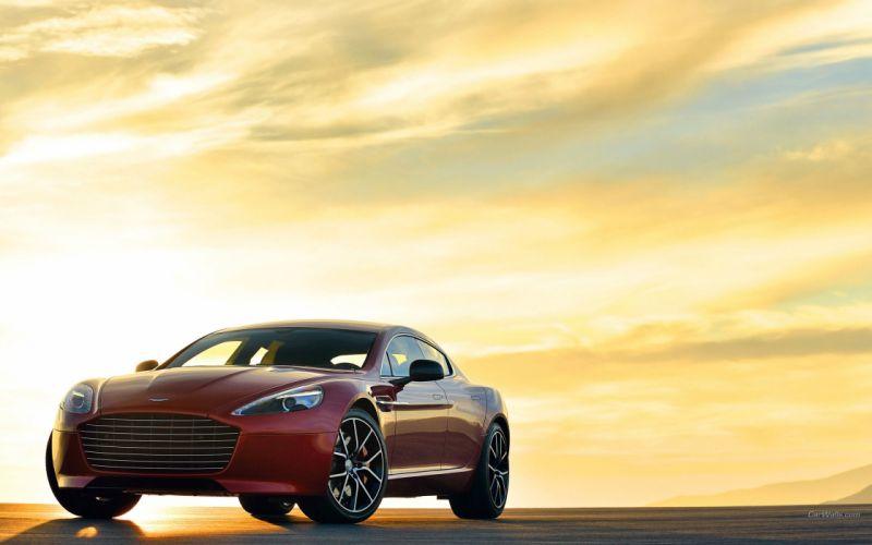 Aston Martin Rapide-S r wallpaper