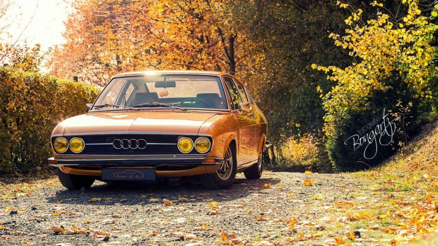 Audi Classic Car Classic tuning wallpaper