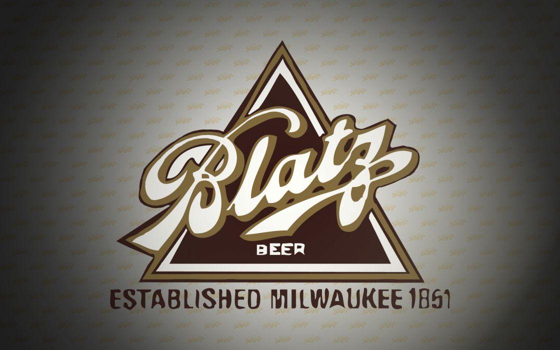 Blatz Beer Alcohol wallpaper