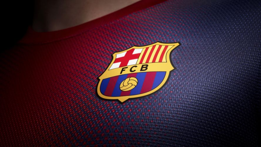 FC Barcelona Football Soccer Jersey wallpaper