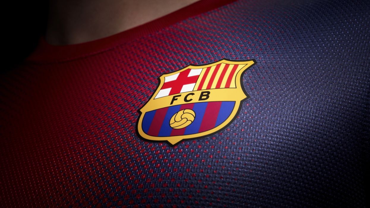FC Barcelona Football Soccer Jersey wallpaper