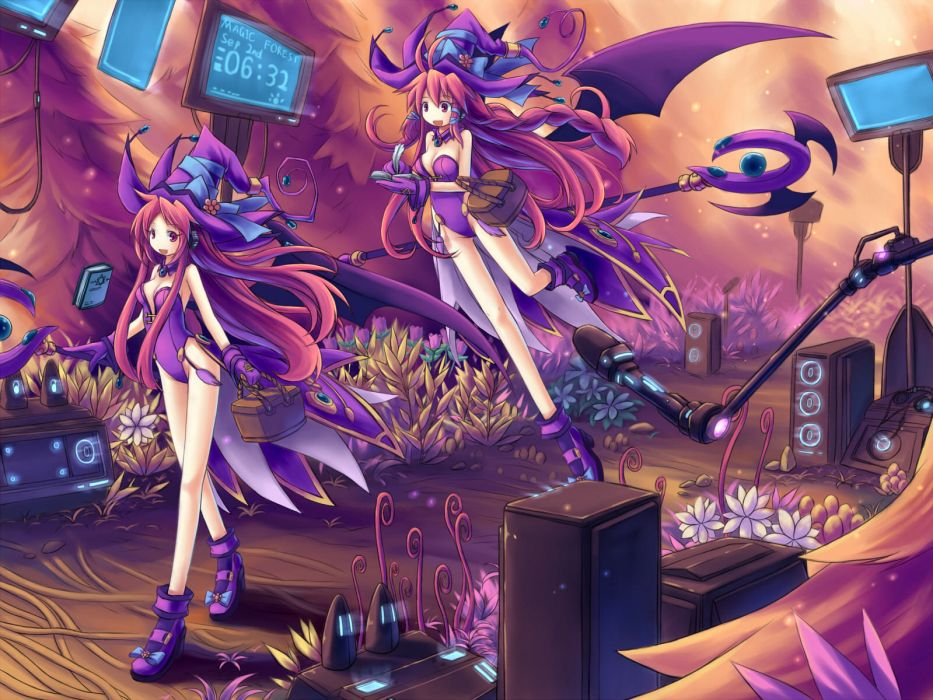 hat original source star wings witch wallpaper