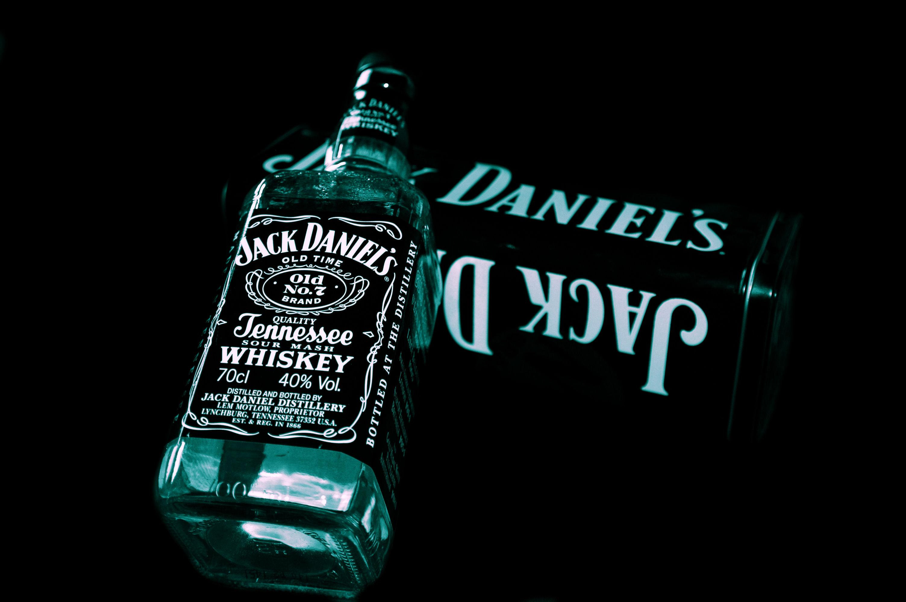 Jack Daniel's Alcohol Black wallpaper   3008x2000   64566 ...
