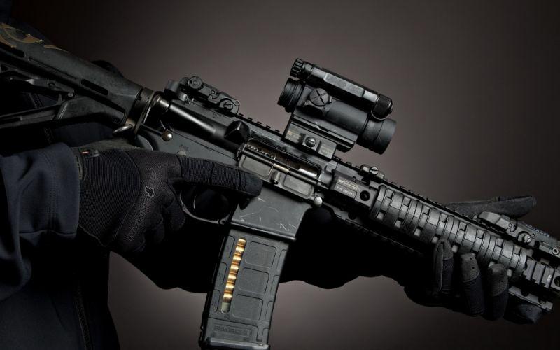 Rifle Assault Rifle weapons guns f wallpaper