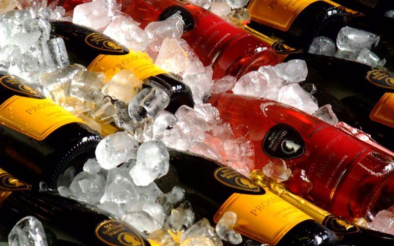 wine ice wallpaper
