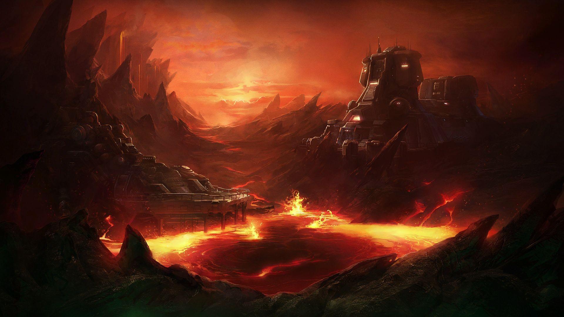 lava wallpaper - photo #21