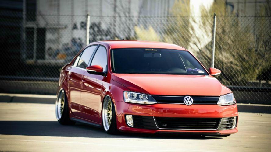 Volkswagen tuning wallpaper