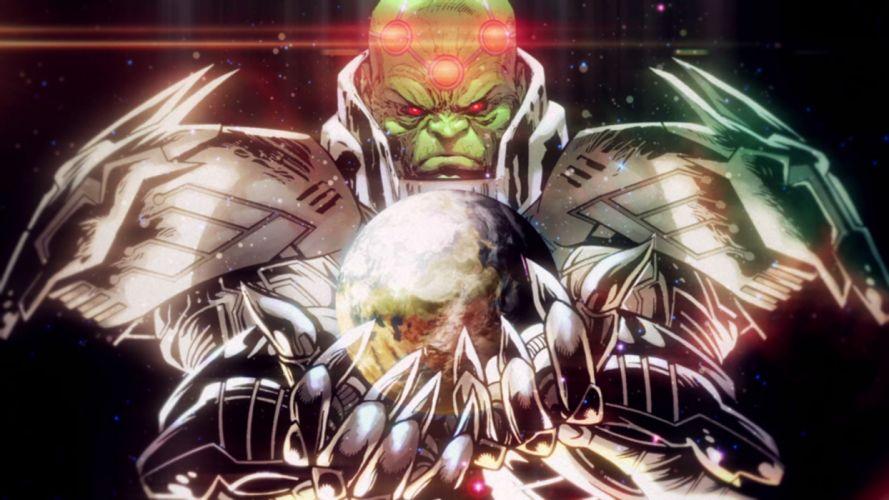 video games DC Comics DC Universe Online Brainiac wallpaper