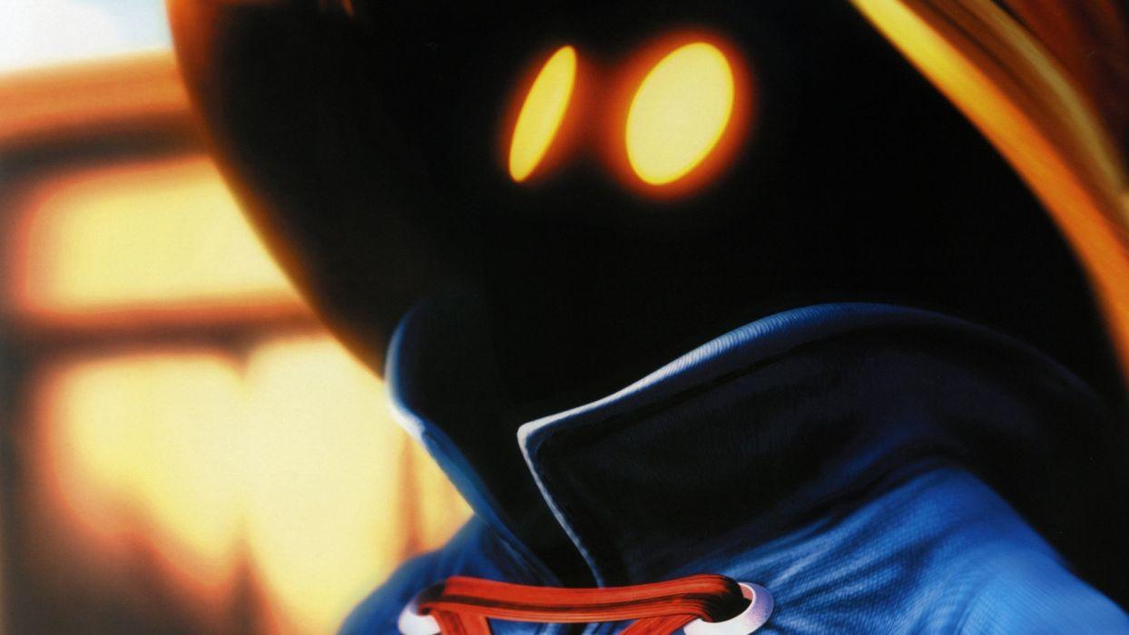 Black Mage Final Fantasy Ix Vivi Wallpaper 1920x1080 65418