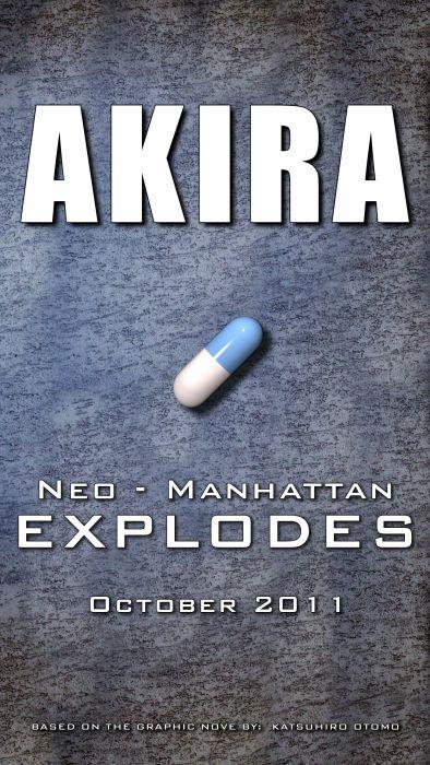 Japan Akira motor science fiction pills anime Kaneda wallpaper