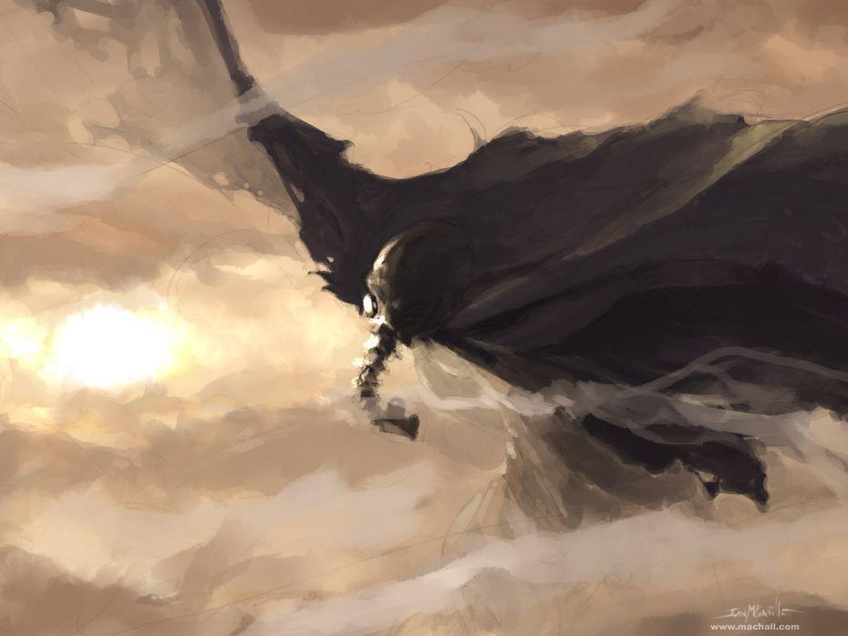 Sandman artwork Neil Gaiman Vertigo Comics wallpaper