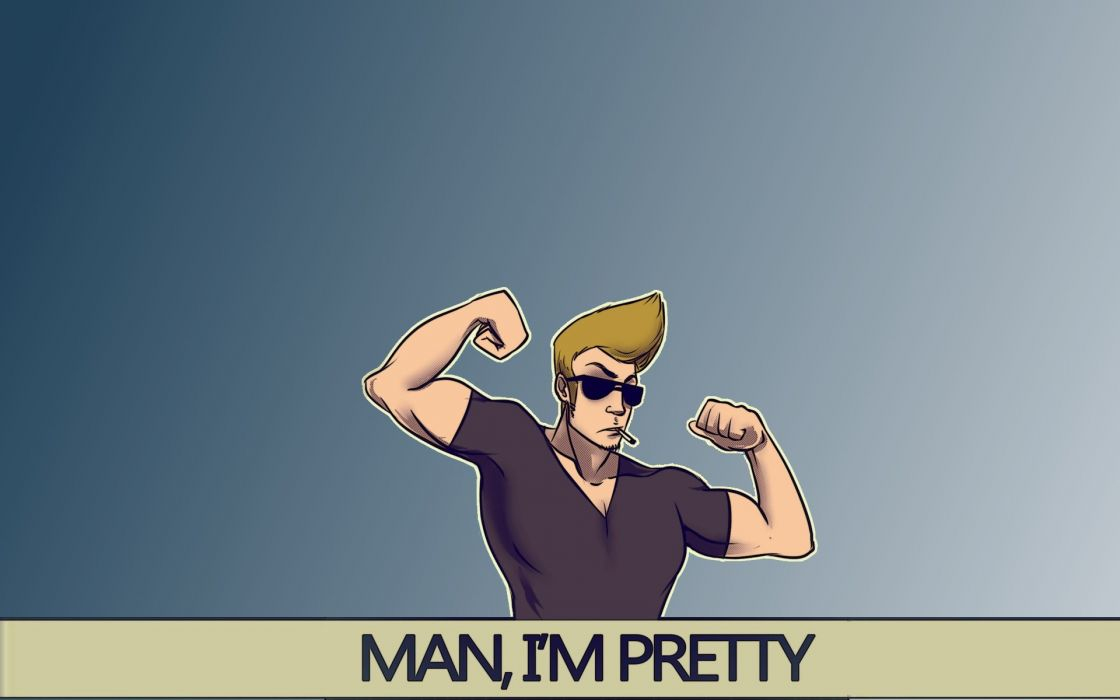Johnny Bravo wallpaper