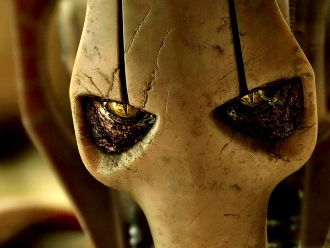 Star Wars General Grievous wallpaper