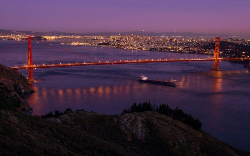 San Francisco Golden Gate Bridge wallpaper
