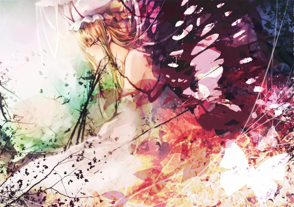Touhou wings