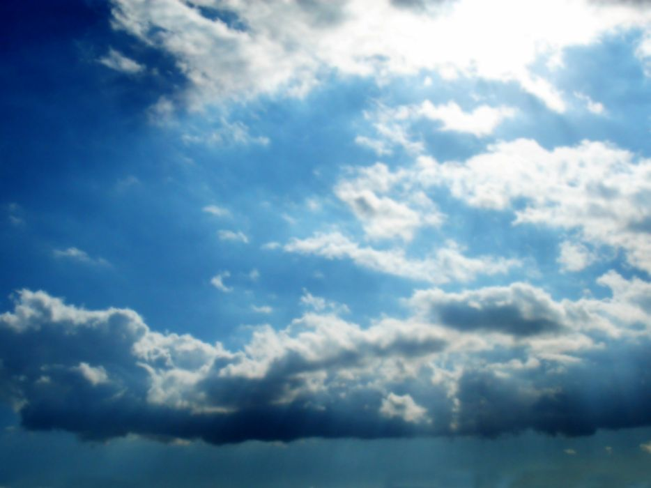 clouds nature skyscapes wallpaper