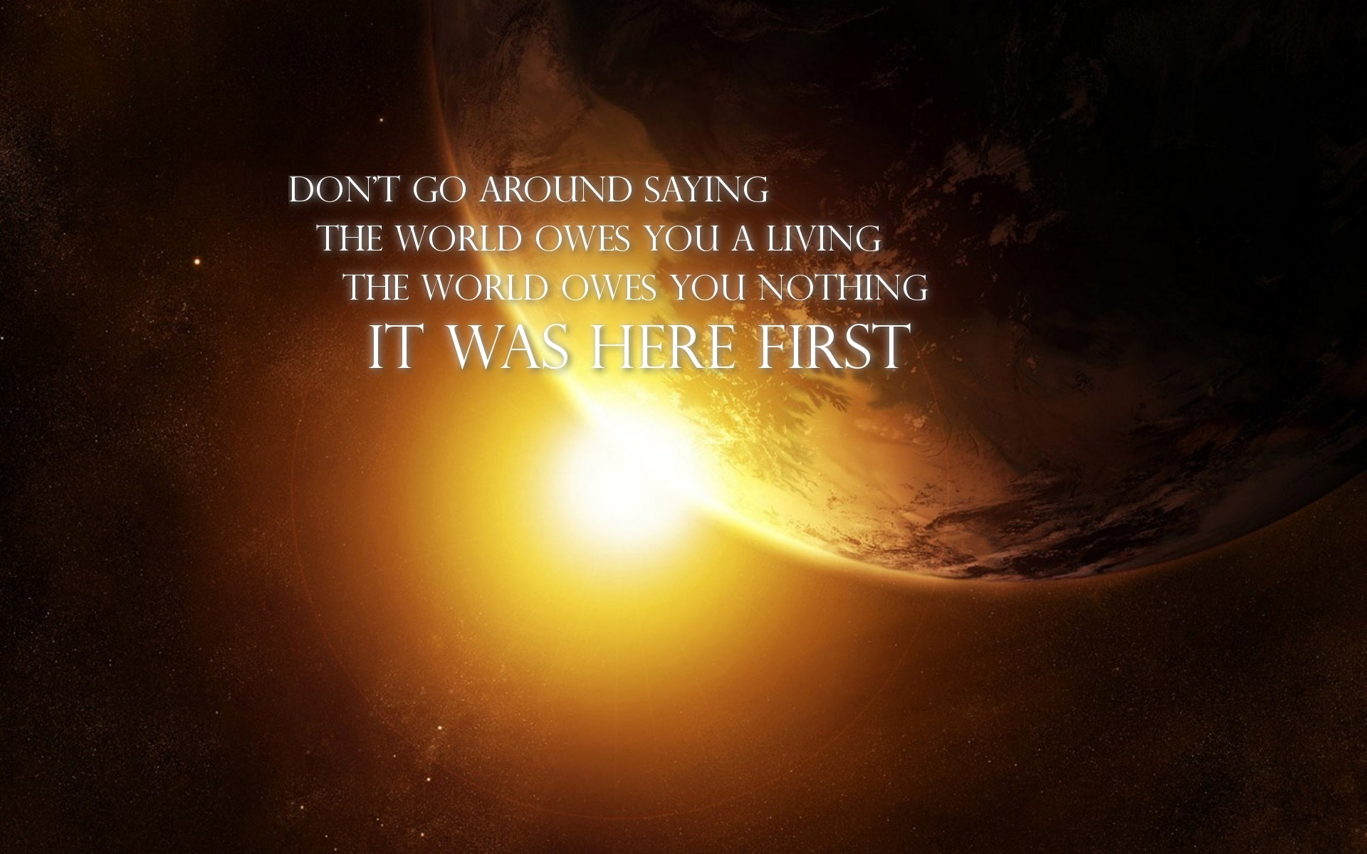 quotes about planets - photo #28
