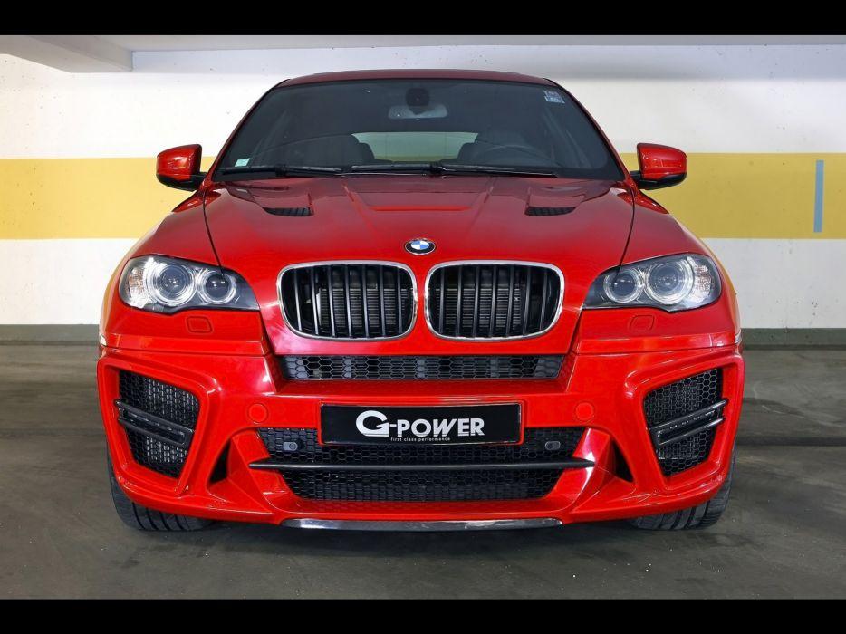 cars typhoon BMW X6 wallpaper