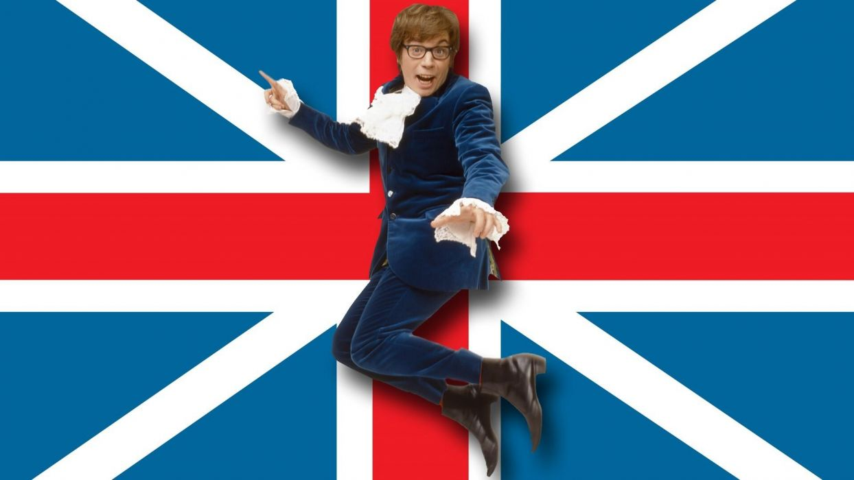 Austin Powers Mike Myers wallpaper