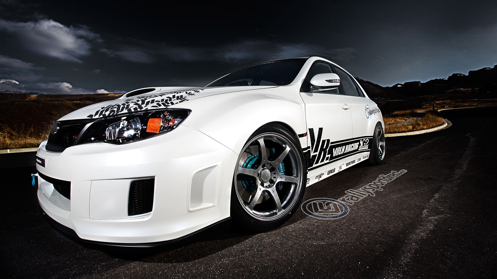 Imagenes De Autos Hd: Cars Tuning Subaru Impreza WRX Jdm Wallpaper