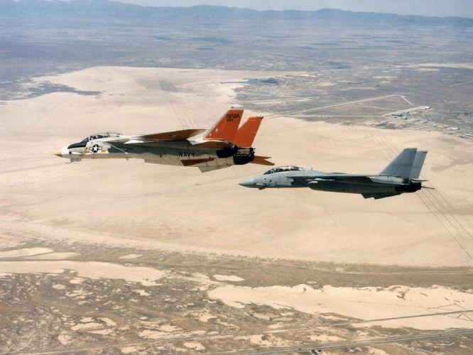 aircraft NASA F-14 Tomcat wallpaper