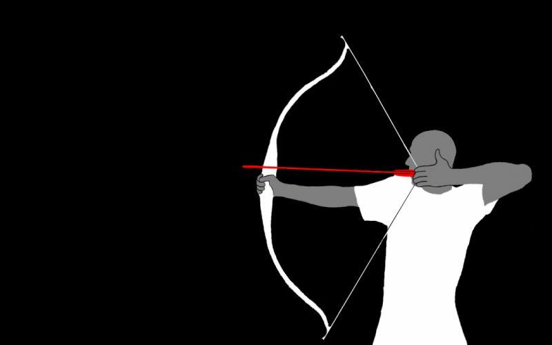 archers bow (weapon) wallpaper
