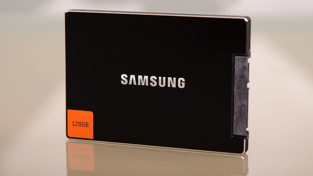 computers Samsung Solid State Drive SSD wallpaper