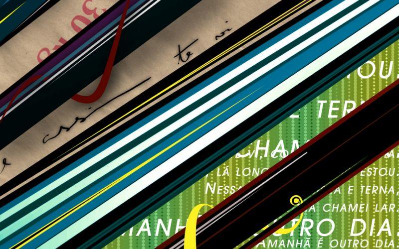 abstract text artwork colors wallpaper