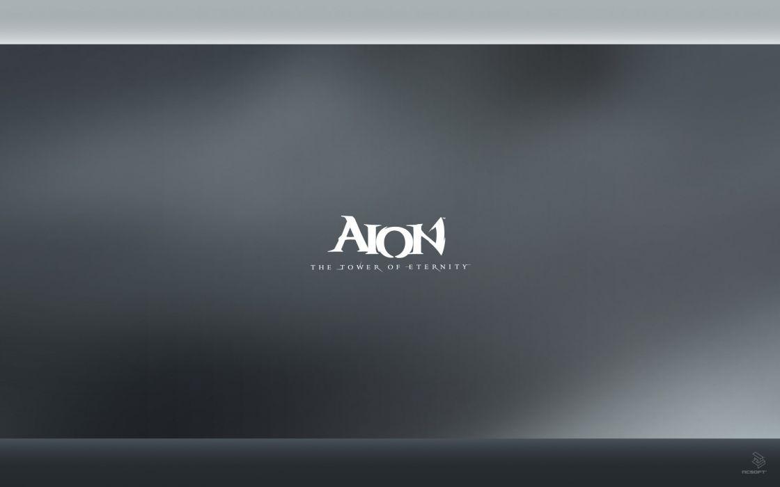 video games Aion wallpaper
