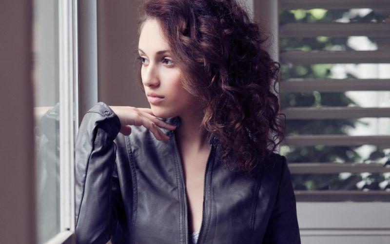 women models Ori Binder wallpaper
