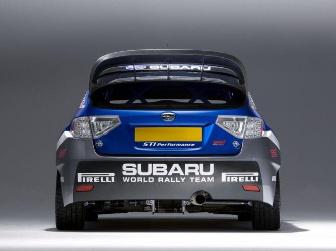 cars Subaru vehicles rally cars racing cars wallpaper