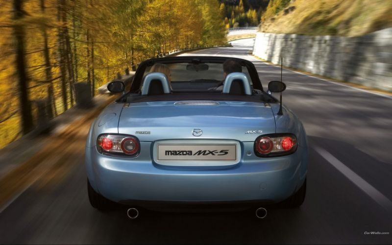 cars Mazda miata mx-5 mx5 wallpaper
