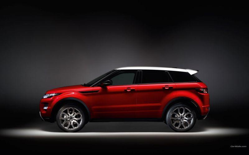 cars Land Rover Range Rover doors wallpaper
