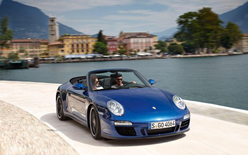 cars Porsche 911 GT3 wallpaper