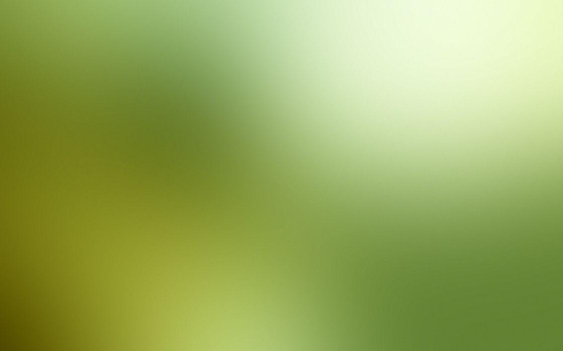 green abstract gaussian blur wallpaper