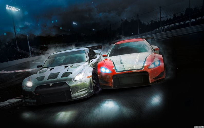 cars Need for Speed The Run wallpaper