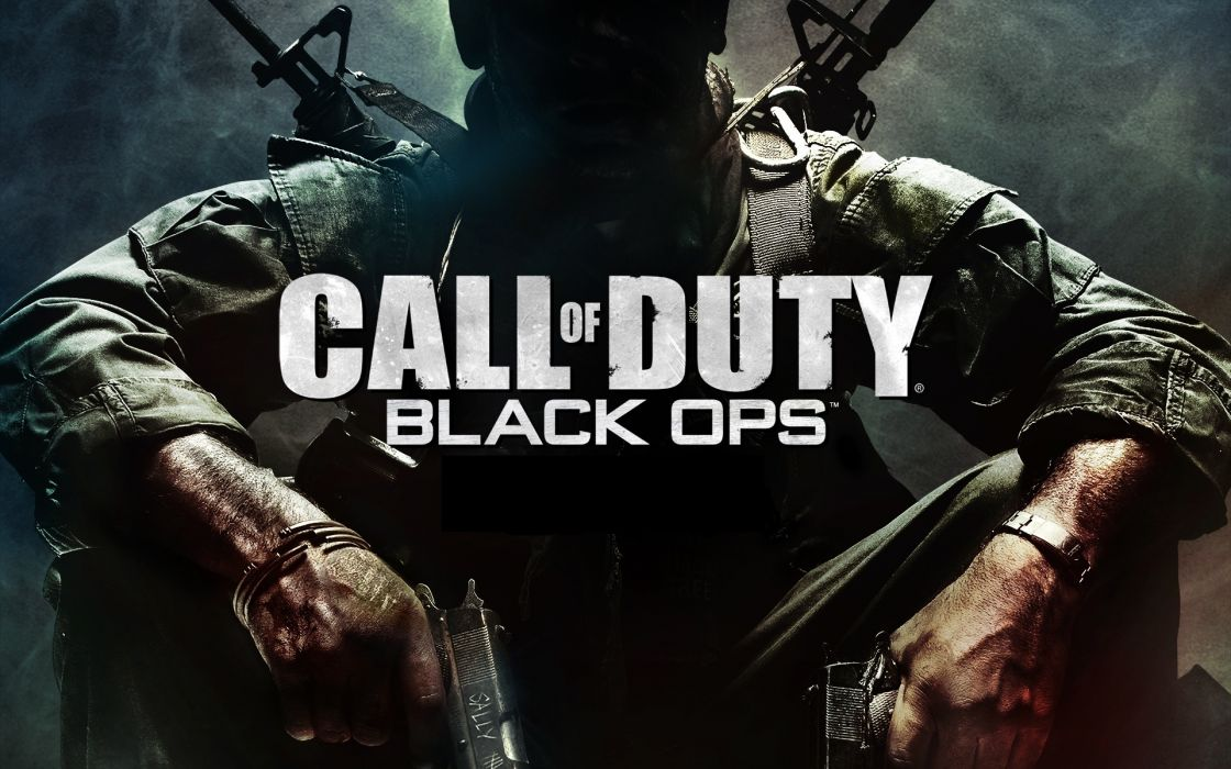 video games guns Call of Duty Call of Duty: Black Ops wallpaper