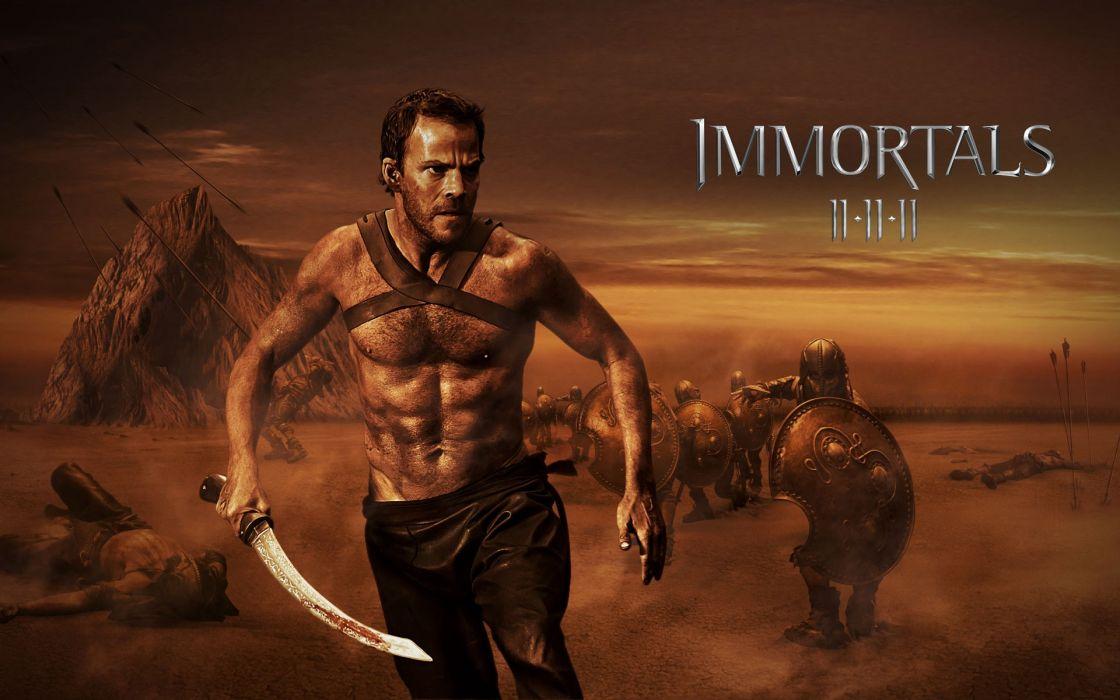 movies Immortals wallpaper