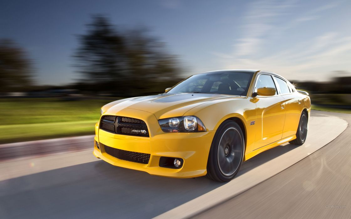 cars Super Bee Dodge Charger wallpaper
