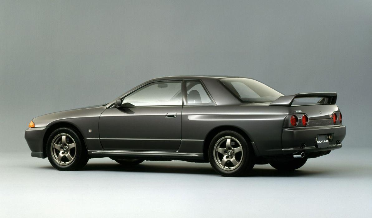 cars Nissan Skyline R32 GT-R wallpaper