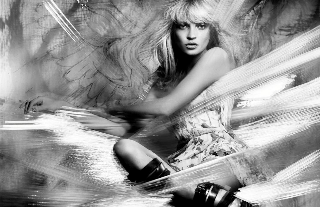 Kate Moss wallpaper