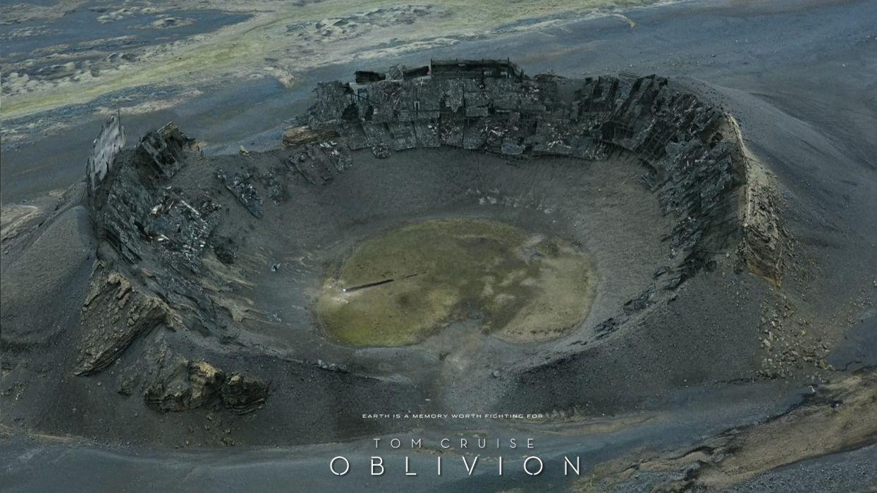 Oblivion - movie wallpaper