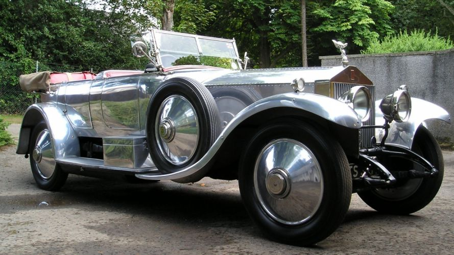 Rolls Royce Vintage Car wallpaper