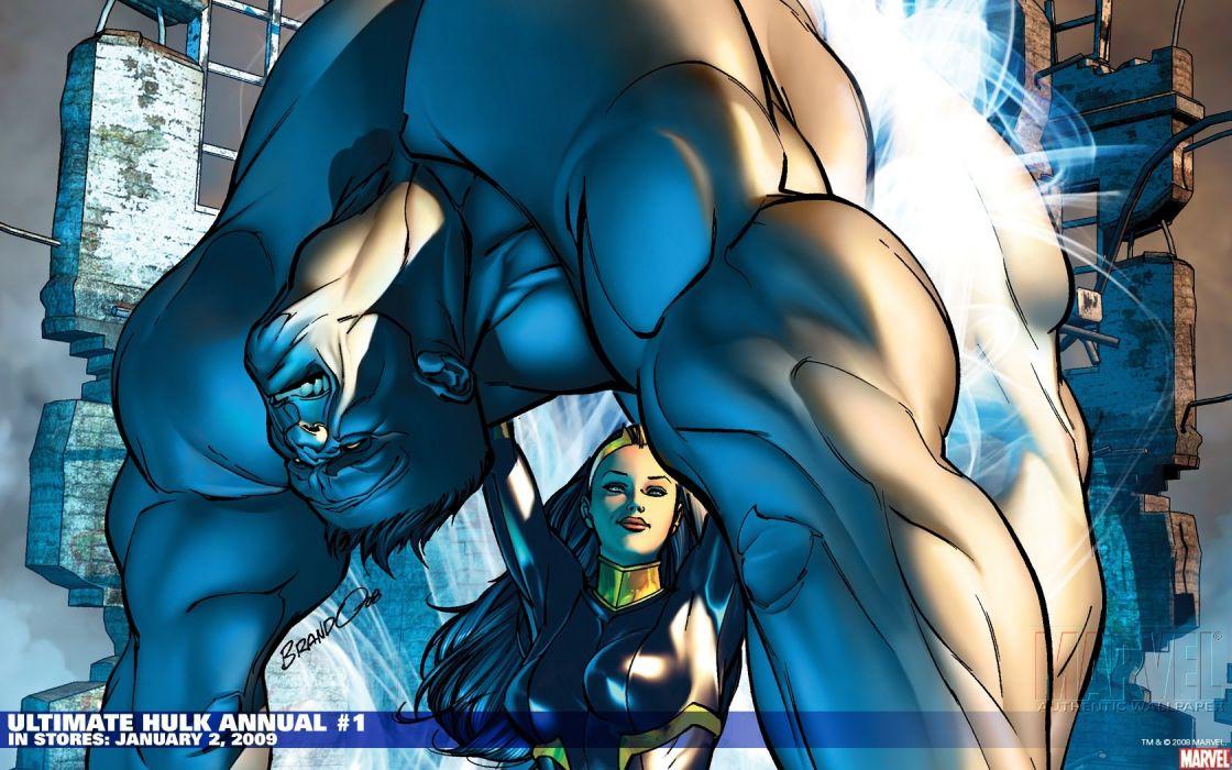 Hulk (comic character) Marvel Comics wallpaper