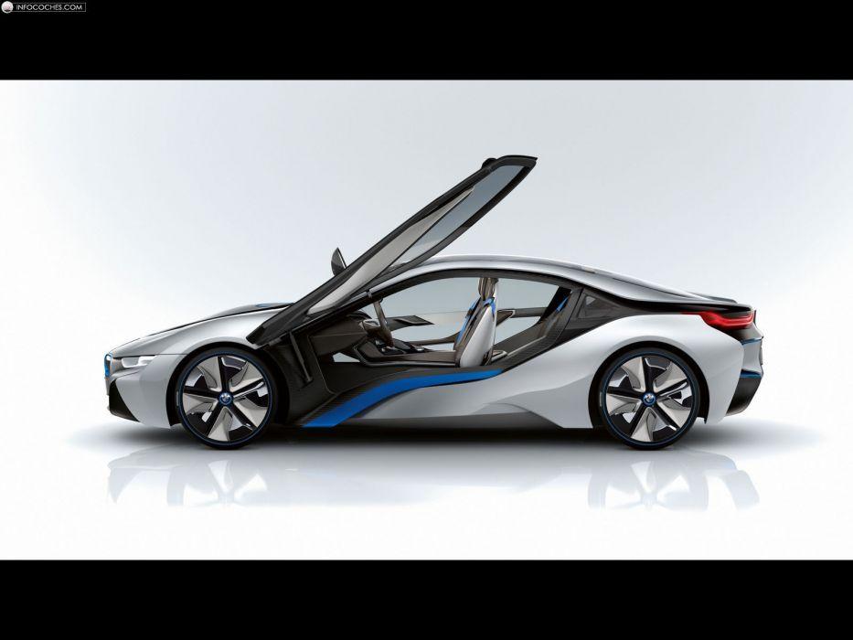 BMW cars concept art BMW i8 concept wallpaper