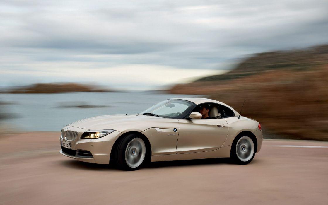 cars BMW Z4 wallpaper