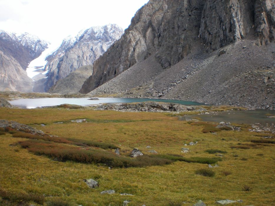 mountains landscapes lakes Siberia Altai wallpaper