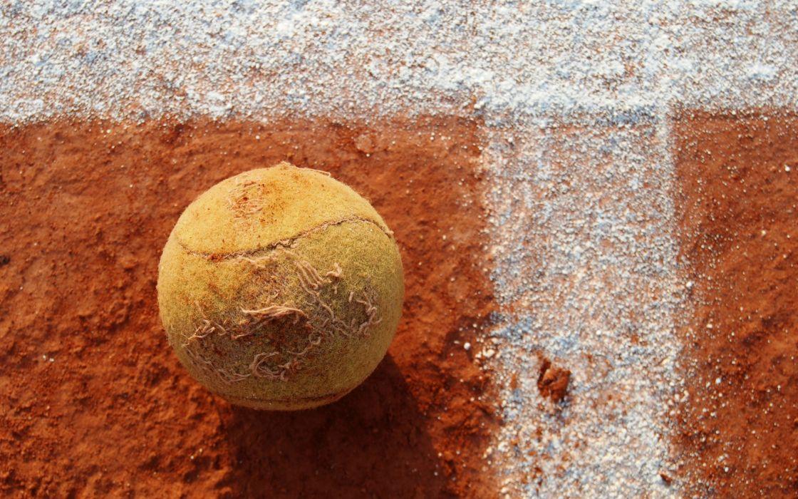 tennis tennis balls wallpaper