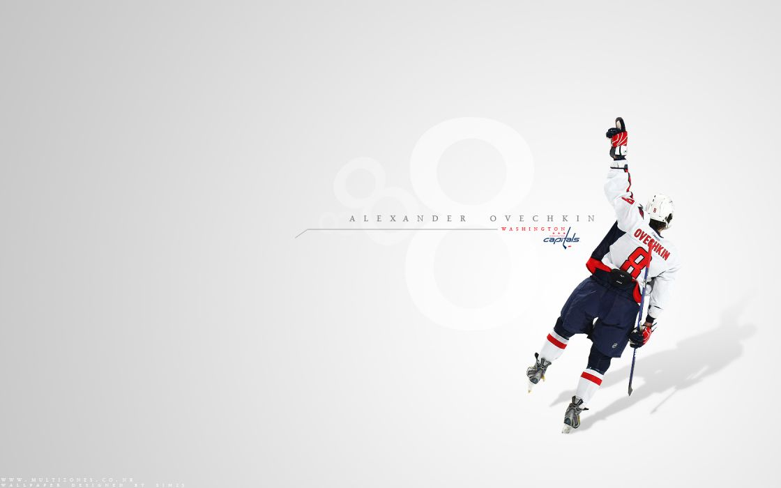 Alexander Ovechkin NHL Hockey Washington Capitals wallpaper