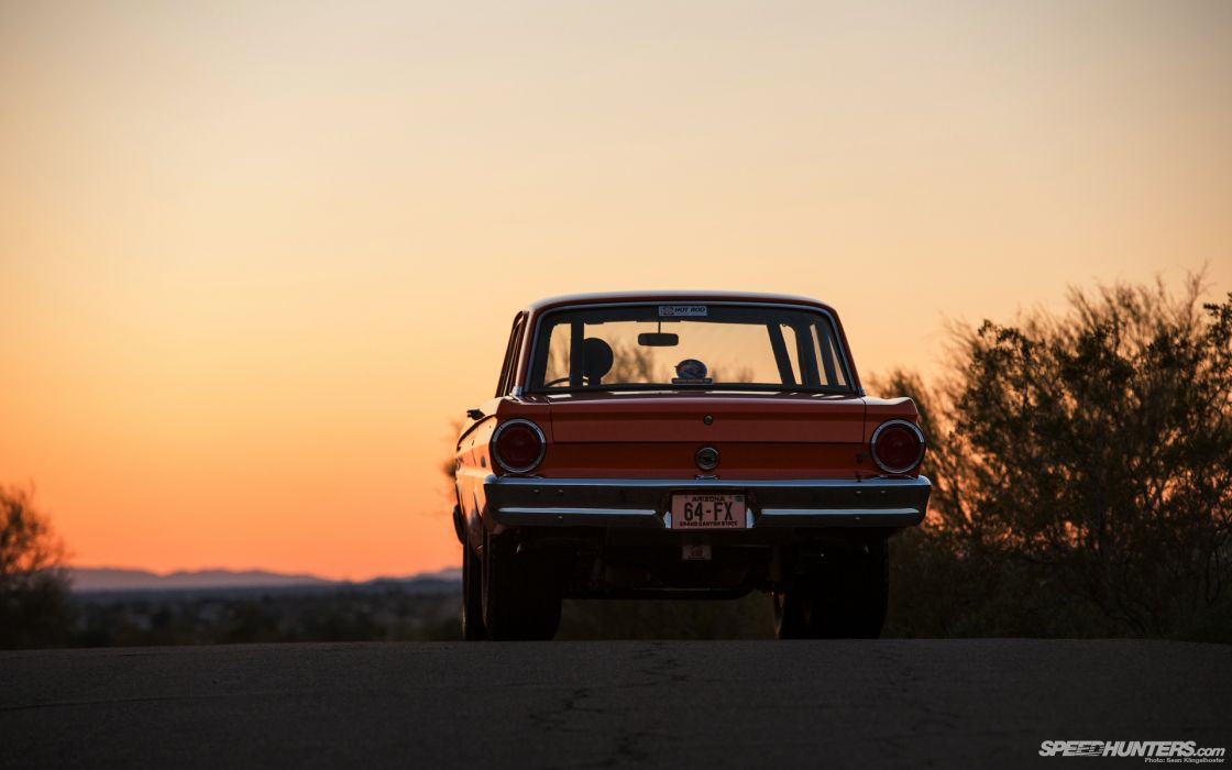 Classic Car Classic Hot Rod Ford Falcon drag racing race muscle cars wallpaper